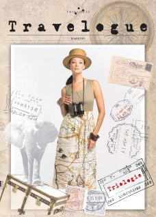 Travelogue Cover